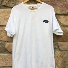 90's Nike Puff logo T shirt size medium