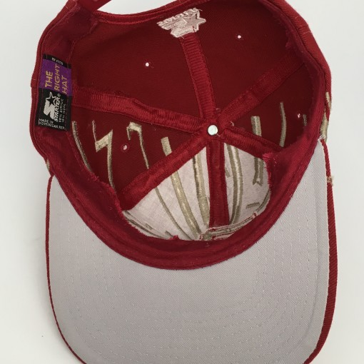 90's Boston College Eagles Starter Shatter shockwave snapback hat
