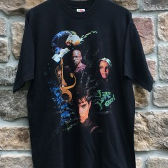1997 Prince Jam of the year concert tour t shirt size XL NPG Representin' tha funk