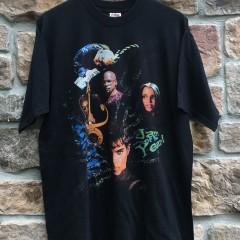 1997 Prince Jam of the year concert tour t shirt size XL NPG Representin' tha funk