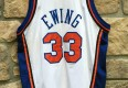 1999 Patrick Ewing New York Knicks authentic puma NBA jersey size 44 large