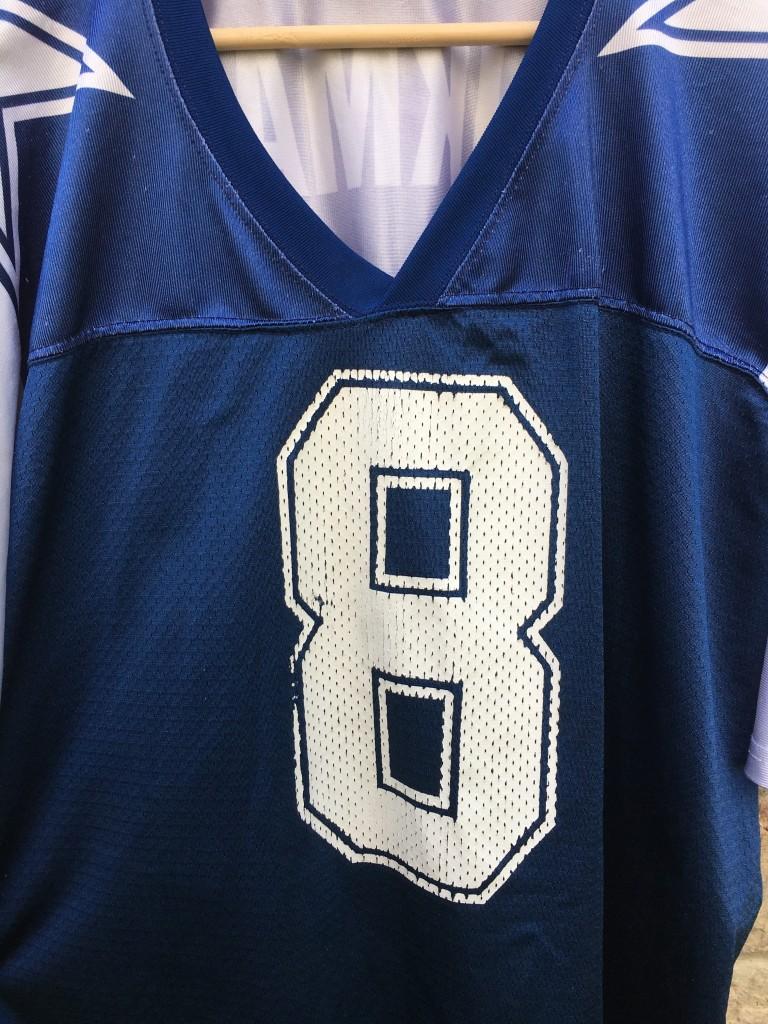 Dallas cowboys troy aikman wilson alternate jersey size xxl jpg 3024x4032 Troy  aikman jersey wilson c06095f94