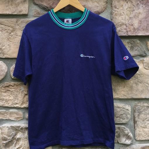 vintage 90's Champion T shirt size medium