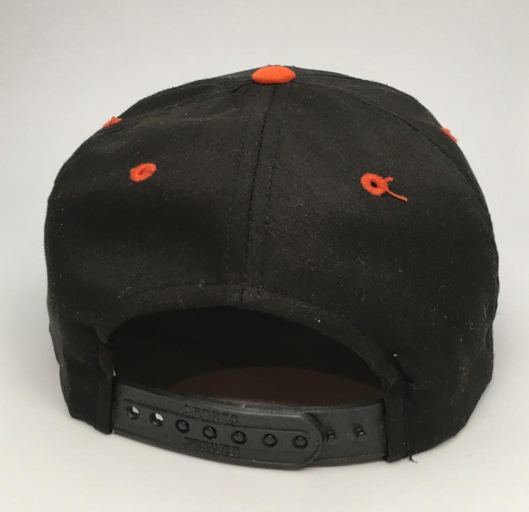 e3e3c48578b3c ... ebay vintage 90s philadelphia flyers sports specialties plain logo snapback  hat 3157e 5619d