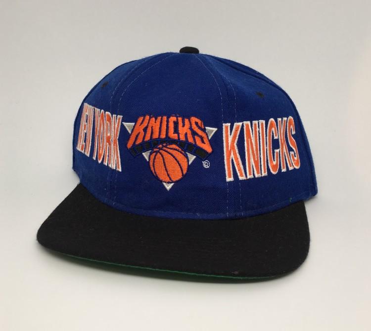vintage 90 s New York Knicks Starter Tri Power Snapback Hat deadstock e661665ecf56