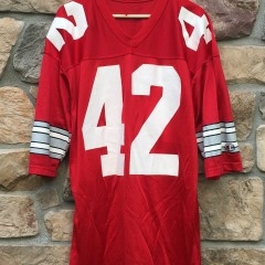 80's Vince Workman Ohio State Buckeyes Champion NCAA football jersey size XL