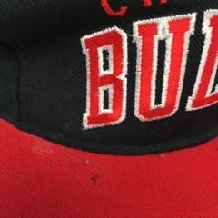 90's Chicago Bulls Starter Arch Snapback hat NBA deadstock