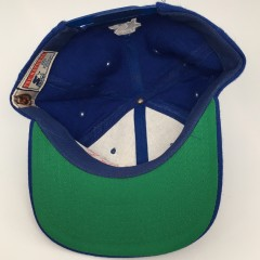 vintage 90's New York Rangers  Starter Arch snapback hat  deadstock