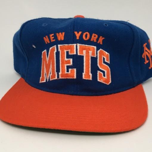 90's New york mets starter arch MLB snapback deadstock