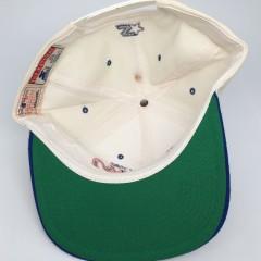 90's new york mets starter script MLB snapback hat deadstock