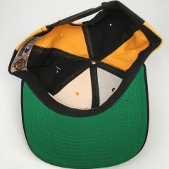 90's Pittsburgh Penguins starter pinwheel NHL snapback hat deadstock