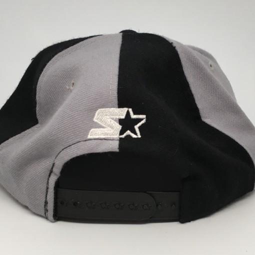 90's Chicago White Sox Starter pinwheel snapback hat deadstock