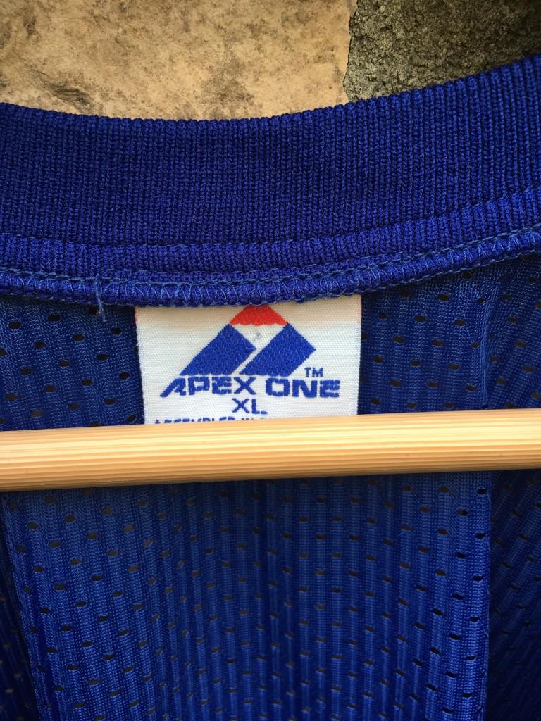 93d8103e7 1994 Troy Aikman Dallas Cowboys Apex One NFL Jersey Size XL | Rare Vntg