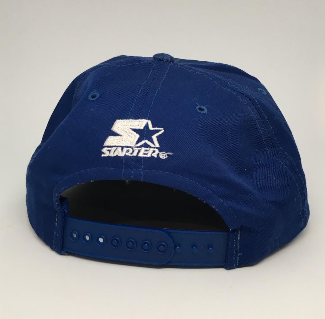 6692723d0 vintage 90 s New York Rangers Starter arch NHL Snapback deadstock