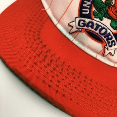 90's University of Florida Gators Starter pinstripe NCAA snapback hat
