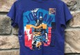 90's vintage Michael Jordan Wings T shirt size small purple