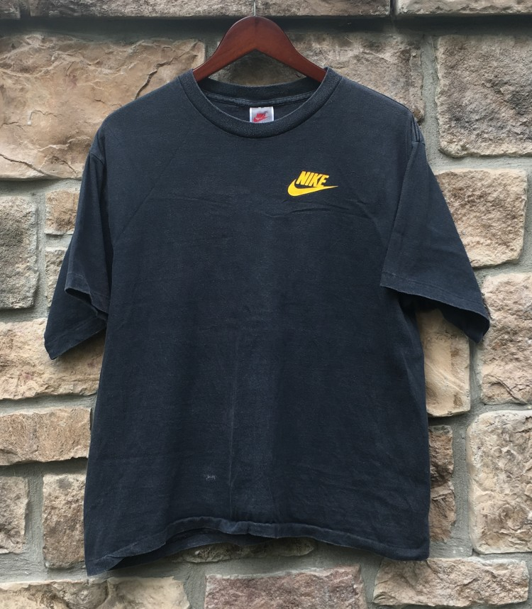 9be15946 early 90's nike Andre Agassi challenge court t shirt size medium