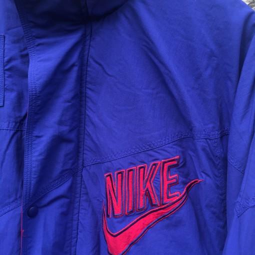 early 90's nike sport classics winter jacket size medium vintage