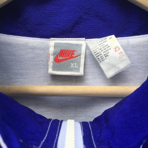 vintage 90's nike jacket size XL