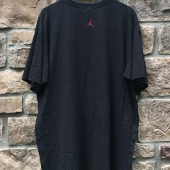 vintage Nike Air Jordan t shirt size XL black