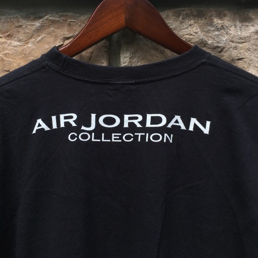 vintage nike air jordan 10 retro t shirt size medium large