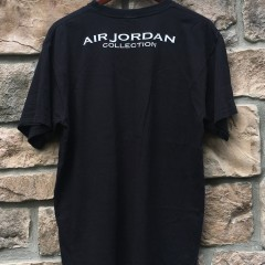 vintage nike air jordan 10 retro t shirt size medium large
