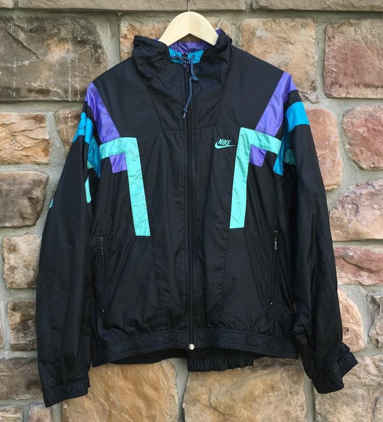80s nike jogging suit