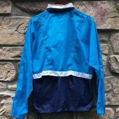 90's nike windbreaker jacket blue size medium