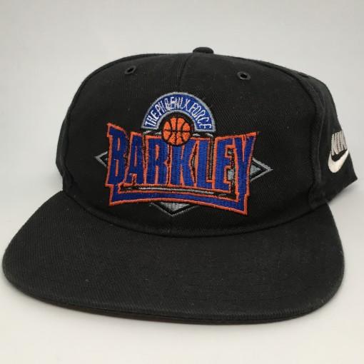 90's Nike Charles Barkley Snapback hat basketball OG