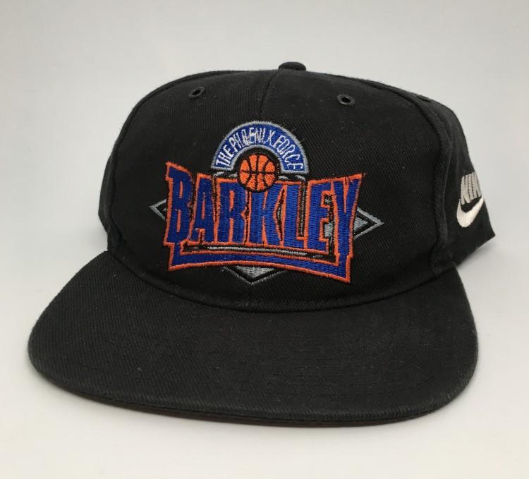 06ddcec2b 90's Charles Barkley Nike Basketball Snapback Hat