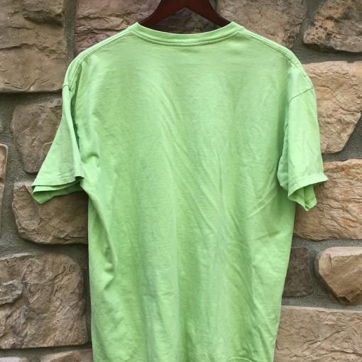 2012 Supreme New York Daniel Johnston jesus loves you t shirt green size XL