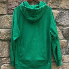 2012 Supreme New York Arabic logo hooded sweatshirt hoody size XL Green