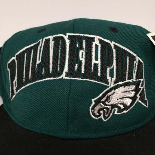 90's Philadelphia Eagles starter NFL snapback hat