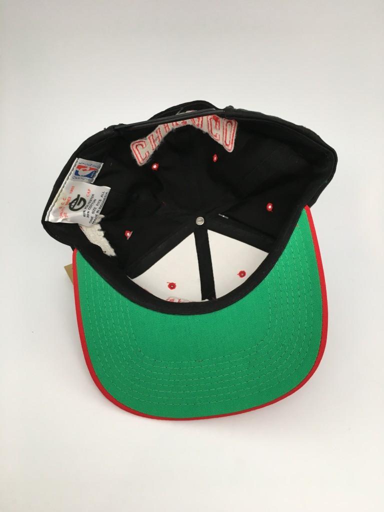 1929554b596 90 s Chicago Bulls G Cap NBA snapback hat deadstock