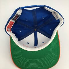 90s Sports specialties script Florida Gators NCAA snapback hat cap deadstock