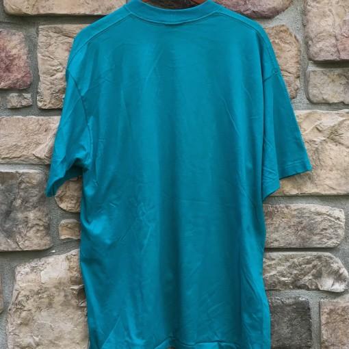 90s Miami Dolphins Dan Marino Caricature NFL T shirt size XL