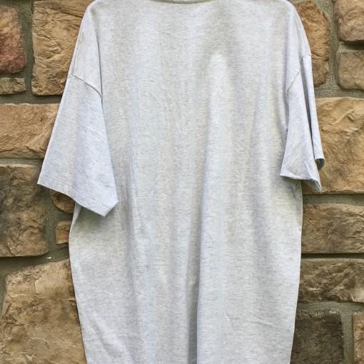 90's Chicago Bulls Champion NBA t shirt size XXL heather grey