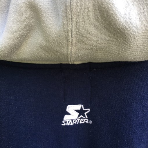 vintage 90's Penn State Nittany Lions Starter double hoody size large