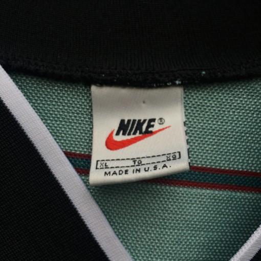 1996 San Jose Clash MLS Soccer Jersey size XL NIKE