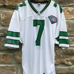 1994 Boomer Esiason Authentic russell new york jets nfl jersey size 48