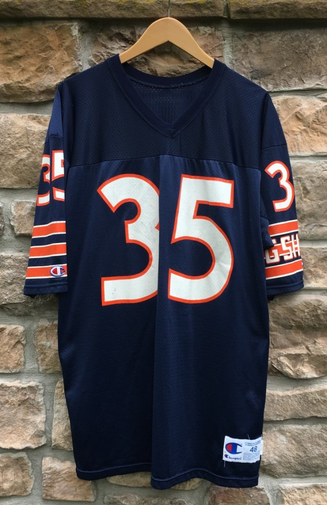 best website 259be d0bdf 1988 Neal Anderson Chicago Bears Authentic Champion NFL Jersey Size 48