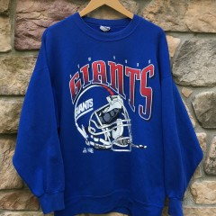 1994 New York Giants Vintage Riddell NFl crewneck sweatshirt size XXL