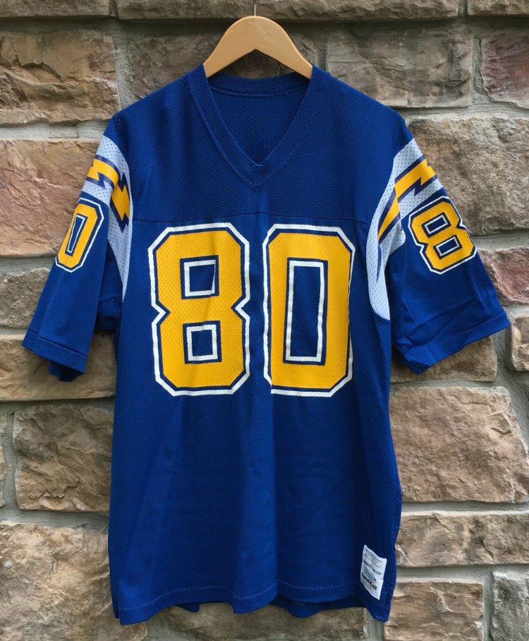 San Diego Chargers Product Tags Rare Vntg