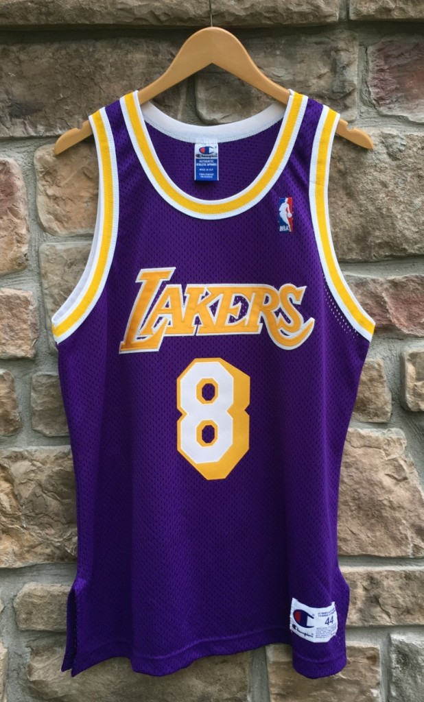 finest selection e7781 211bf kobe 8 jersey authentic