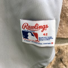 vintage 80's Will Clark Authentic Rawlings San Francisco Giants Diamond Collection authentic MLB Jersey size 42 Medium