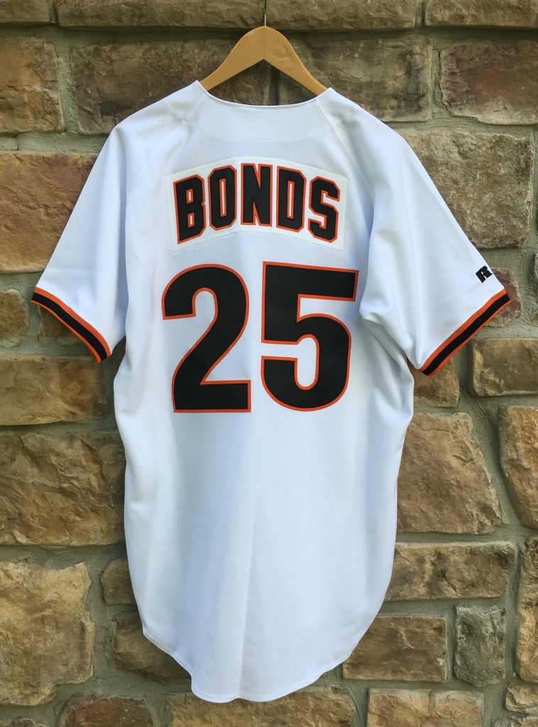 f28fb179c Vintage 90 s San Francisco Giants Authentic Russell Diamond Collection  Authentic MLB jersey size 44 Large barry