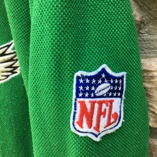 90's Philadelphia Eagles Starter Kelly Green Crewneck sweatshirt size XL