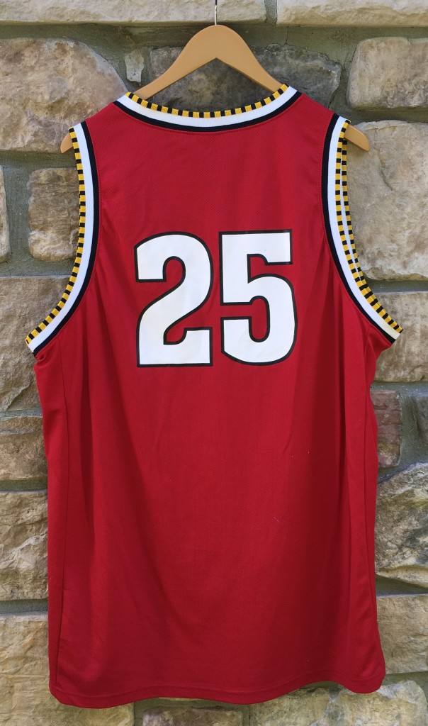 quality design c95fb 9751c 2002 Steve Blake Maryland Terrapins Nike NCAA Jersey Size XXL