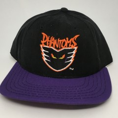 90's Philadelphia Phantoms AHL minor league snapback hat Flyers
