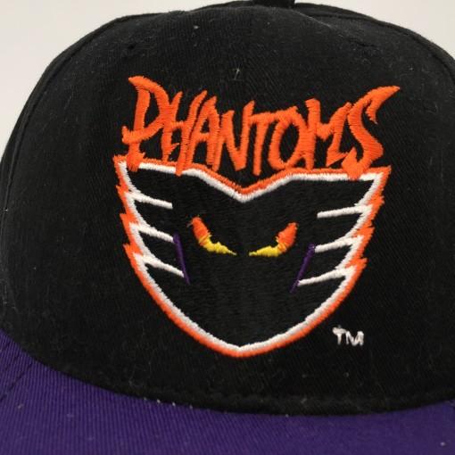 90's Philadelphia Phantoms AHL minor league snapback hat Flyers